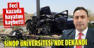 Sinop Üniversitesi Su Ürünleri Dekanı...