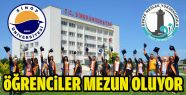 Sinop Üniversitesi'nde Mezuniyet Töreni...