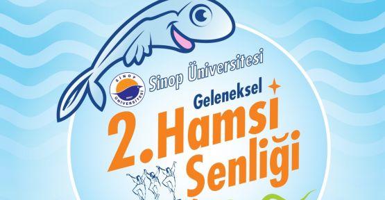 Sinop Üniversitesinden Hamsi Şenliği