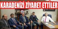 Sinoplu Belediye Başkanları Karadeniz'i...