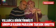 Sinoplu Kadın 60 Bin Lirasını Takside...