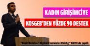 Sinoplu Kadın Girişimcilere Yüzde 90...