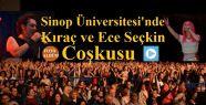 Sinop Üniversitesi Kıraç'la Moral Buldu