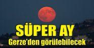 Süper Ay Bu Gece Gerçekleşiyor