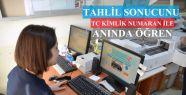 Tahlil Sonucunu TC Kimlik Numaran ile Anında...