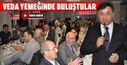 Tapu Müdürü İhsan Sandıkçı'ya Veda...