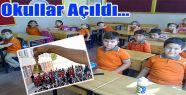 Tatil Bitti, Okullar Açıldı...