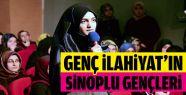 TRT Diyanet Sinop Üniversitesi'nde Çekim...