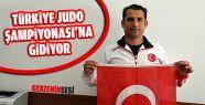Türkiye Judo Şampiyonası'nda Gerze ve...