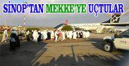 Umrecilerimiz Mekke'ye Uğurlandı