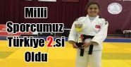 Üniversiteler Arası Türkiye Şampiyonasında İkincilik Kazandı