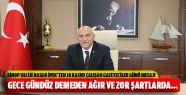 Vali İpek'ten 10 Ocak Çalışan Gazeteciler...