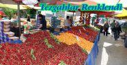 Yaz Meyveleri Tezgahları Renklendirdi