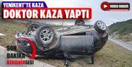 Yenikent'te Kaza Meydana Geldi
