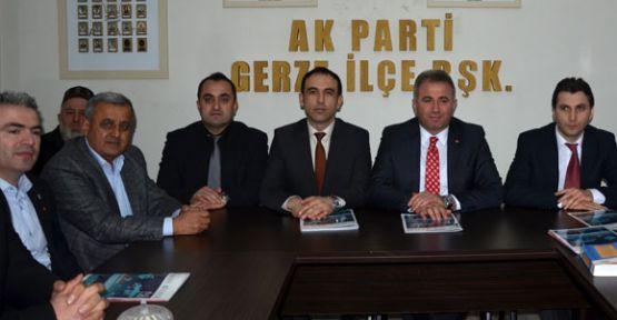 Tokmak'a Gerze'den Tam Destek