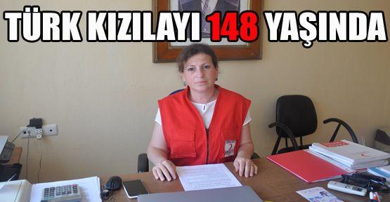 Türk Kızılayı 148 Yaşında