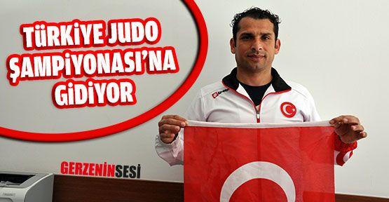 Türkiye Judo Şampiyonası'nda Gerze ve Sinop'u Temsil Edecek