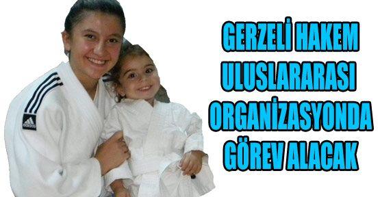 Uluslararası Organizasyonda Gerzeli Hakem
