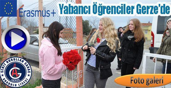 Yabancı Öğrenciler Gerze'de