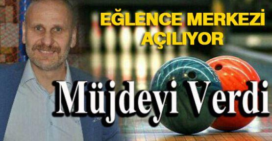 Zıpzıp Baba Müjdeyi Verdi! Sinop'ta Eğlence Merkezi Açılıyor