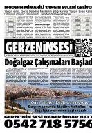 GERZENİNSESİ - 12 Haziran 2017 Manşeti