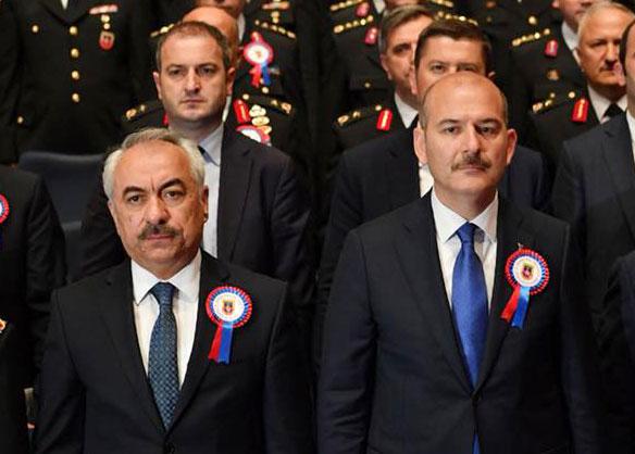 Mehmet Ersoy Tekrar İçişleri Bakan Yardımcısı - Gerze'nin Sesi - Sinop Gerze Haberleri - Mobil