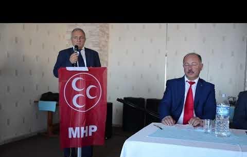 MHP İstişare Toplantısı Gerze'de Yapıldı